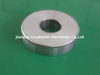 Thrust pad intermediate tile